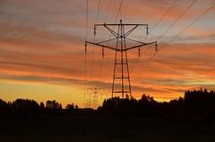 Tidig morgon. (johnerlandaxelsson@gmail.com) Tags: gimo uppland sverige morgon natur landskap johnaxelsson höst omanipulerad