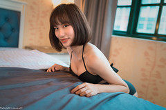 III04077 (HwaCheng Wang 王華政) Tags: 何謙 菁鳥 人像 外拍 睡衣 內衣 比基尼 旅拍 md model portraiture sony a7r3 ilce7rm3 a7r mark3 a9 ilce9 35 gm za underwear 24