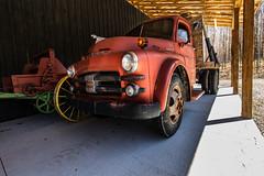 Red Dodge Truck (Anvilcloud) Tags: dodge truck happytruckthursday htt wheelers