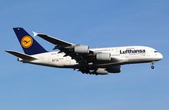 Lufthansa | A380-800 | D-AIML | FRA | 22.09.2019 (Norbert.Schmidt) Tags: frankfurt airbus a380 lufthansa fra frankfurtairport a380800 daiml hamburg