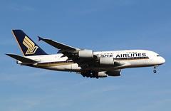 Singapore Airlines | A380-800 | 9V-SKK | FRA | 22.09.2019 (Norbert.Schmidt) Tags: frankfurt airbus a380 fra singaporeairlines frankfurtairport a380800 9vskk