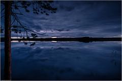 The Lake - Blue Hour (niggyl :)) Tags: suomi finland centralfinland jyväskylä myhinpääntie lakevhvanen nikcollection colorefexpro4 colorefexpro lumenzia breathtakinglandscapes landscape lake reeds sundown clouds reflection abstract bluehour water ripples fujifilm fujifilmxt1 fujixt1 xt1 samyang samyang12mmf2 samyang12mm rokinon rokinon12mmf20ncscs samyang12mmf20ncscs samyangcsc12mmf20ncscs longexposure theethereallongexposure leefilters longexposurephotography