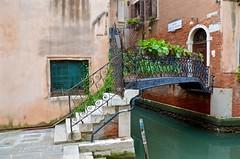 Private Bridge (Joe Shlabotnik) Tags: italia bridge 2019 italy canal april2019 venice venezia afsdxvrzoomnikkor18105mmf3556ged faved