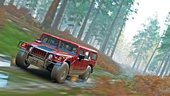 hummer h1 7 (Keischa-Assili) Tags: red hummer h1 offroad jeep suv forza horizon 4 autumn 4k uhd 1080p full hd fullhd wallpaper screenshot photo auto car automotive automobile virtual digital game gaming graphic edited photography picture videogame