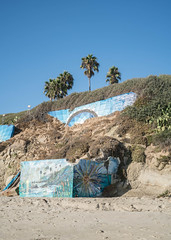 Mural on Laguna Beach, California (ChrisGoldNY) Tags: chrisgoldphoto chrisgoldny chrisgoldberg bookcovers albumcovers licensing sony sonyalpha sonya7rii sonyimages lagunabeach california socal cali orangecounty laguna westcoast mural murals