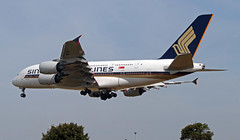 9V-SKK EGLL 17-07-2019 Singapore Airlines Airbus A380-841 CN 051 (Burmarrad (Mark) Camenzuli Thank you for the 20.7) Tags: 9vskk egll 17072019 singapore airlines airbus a380841 cn 051