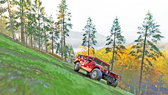 hummer h1 6 (Keischa-Assili) Tags: red hummer h1 offroad jeep suv autumn forza horizon 4 4k uhd 1080p full hd fullhd wallpaper screenshot photo auto car automotive automobile virtual digital game gaming graphic edited photography picture videogame