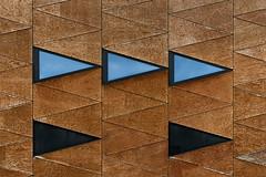 3 + 2 (jefvandenhoute) Tags: belgium belgië brussels brussel light shapes wall windows