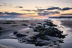 Autumn Sunset (Speedy349) Tags: isleofwight compton beach sunset sky clouds