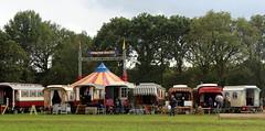 The circus (Davydutchy) Tags: nijhoarne nieuwehorne fryslân friesland frisia frise nederland niederlande netherlands paysbas holland flaeijel flaeijelfeest flaeijelfestival feast festival village dorpsfeest circus bigtop zirkus cirque circo woonwagen gypsy caravan wohnwagen september 2019