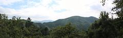 IMG_6549 - IMG_6552 Kurama mountain panorama (drayy) Tags: panorama temple kyoto kurama japan 京都 日本 yoshitsune 鞍馬 義経