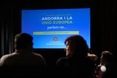 Reunió pública sobre Andorra i UE.02-10-2019 (Govern d'Andorra) Tags: acord associació encamp espot poble reunió riba ue