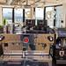 La Marzocco Espressomaschine in der gemeinschaftlichen Küche der Mietbüros von WeWork in Köln
