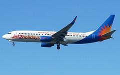 (Riik@mctr) Tags: manchester airport egcc ggdfd ringway airfield runway jet2 boeing 737 ng max msn 27982 dahfb