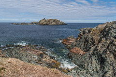 Sleepy Cove, Twillingate (Serge Dai) Tags: sleepy cove seabreeze municipal park remnants ols copper mine seascape landscape rock formation scenery spectacular view