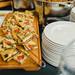 Delicious Vegetable Pizza Squares