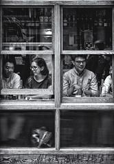 Lunch for four (paulbnashphotography (ARPS)) Tags: street streetphotography streetphoto streetlife london londonbaby londonphoto londoncitycapital londoncity londonstreetphotography borough boroughmarket four food lunch blackandwhite blackandwhitephotography blackandwhitephoto whiteandblack whiteandblackphotography whiteandblackphoto restaurant pictasstreet vero visitbritain verostreet verosstreet