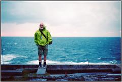 Greetings from Norway_Nikon FM2n (ksadjina) Tags: 24x36 c41 kodakportra160 nikonfm2n nikonsupercoolscan9000ed norway opa silverfast vigra analog autumn film
