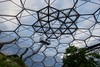 Hexagons (Bruce82) Tags: canonpowershotg9xmarkii hexagons roof domes edenproject stairs biodome