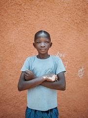 Burkina Faso (IAPB/VISION 2020) Tags: 2018 burkinafaso presstrip africa vincent boy deaf ie signlanguage disability inclusion