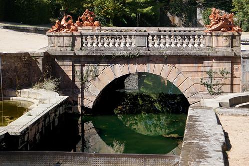 Un bonito puente...