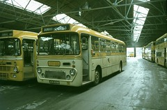 NPE40. AGM 609B: Northern Scottish (chucklebuster) Tags: agm609b northern scottish central smt leyland leopard alexander ytype