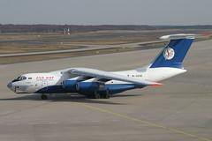4K-AZ40 (SPOTTER.KOELN) Tags: cgn eddk köln koeln cologne spotter planespotter spotting plane flugzeug iljuschin il76 silkways cargo azerbaijan