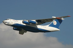 4KAZ41 (SPOTTER.KOELN) Tags: cgn eddk köln koeln cologne spotter planespotter spotting plane flugzeug il76 iljuschin silkway azerbaijan