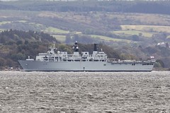 Royal Navy Albion-class amphibious assault ship HMS Albion, L14, IMO 9160592; Firth of Clyde, Scotland (Michael Leek Photography) Tags: ship warship navalvessel navalexercise boat amphibious rn royalnavy britainsarmedforces britainsnavy albionclass nato jointwarrior jointwarrior2019 clyde firthofclyde hmnbclyde hmnb hmsneptune faslane gareloch scotland scottishcoastline scottishlandscapes scotlandslandscapes scottishshipping strone holyloch cowal cowalpeninsula argyllandbute argyll inverclyde gourock flagship michaelleek michaelleekphotography