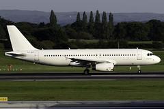 BH Air A320 LZ-BHI at Manchester Airport MAN/EGCC (dan89876) Tags: bh air balkan holidays airbus a320 a320200 a320232 lzbhi manchester international airport line up takeoff runway 23r departure man egcc