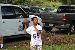 IMG_9319 (Philadelphia Parks & Recreation) Tags: ribbon cutting fairmount park football saints eagles rebuild mayor kenney parksideevans playground practice field athletics sports children coach youth