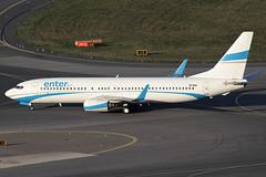 Enter Air Boeing 737-8AS SP-ENP (c/n 29923) (Manfred Saitz) Tags: vienna airport flughafen wien schwechat vie loww enter air boeing 737800 738 b738 spenp spreg