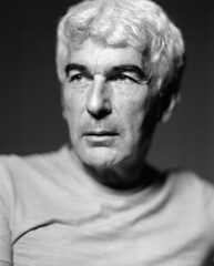 Milan Tvrdisic Director of photography (Braca Nadezdic) Tags: analog aeroektar largeformat graflex speedgraphic kodak kodaktrix320 4x5 negative portrait portraits