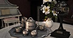 Deadmore's Revenge (Miru in SL) Tags: secondlife sl drd death row designs apple fall zerkalo keis tea poison flowers gothic award
