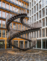 Umschreibung. (Stefano Perego Photography) Tags: stepegphotography stefano perego installation endless infinite staircase stair architecture design