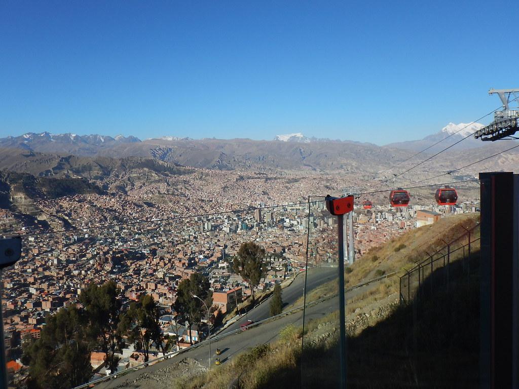 Bolivia - Haz La Mochila