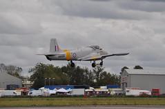 Jet Provost T.3A XM424 G-BWDS (Richard.Crockett 64) Tags: t3 xm424 essex trainer raf airfield 2019 royalairforce northweald gbwds jetfest19 huntingpercival jetprovost