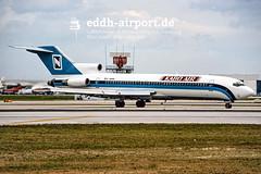 Kabo Air, 5N-MMM (timo.soyke) Tags: kaboair boeing b727 b727200 plane aircraft airplane flugzeug