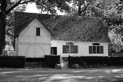 008 (boeddhaken) Tags: backintime timetravel 1900 1900s blackwhite bw retro retrostyle museum oldhouse farm oldfarm