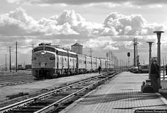 Train Time at Milford (jamesbelmont) Tags: