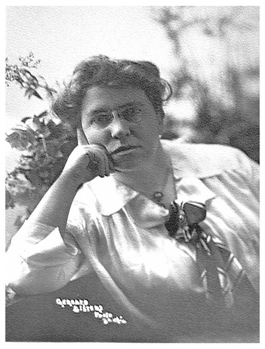 Emma Goldman portrait: 1910-17 ca.
