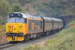 50049 Foley Park, Kidderminster 03/10/19 (yamdood91) Tags: 50049 50 2019 class svr severn valley railway foley park kidderminster gbrf fifty fund