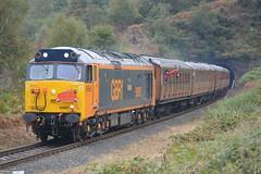 50007 Foley Park, Kidderminster 03/10/19 (yamdood91) Tags: gbrf 50007 50 2019 svr severn valley railway diesel gala foley park kidderminster class