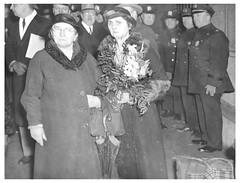 Emma Goldman returns to the United States: 1934 (Washington Area Spark) Tags: emma goldman anarchist feminist leader deported exiled new york city book tour visa 1934