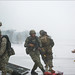 U.S. Marines and Sailors and members of the MAF conduct an amphibious assault during exercise