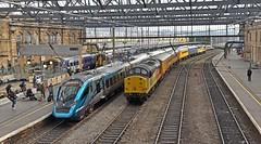 TPE and Colas at Carlisle (garstangpost.t21) Tags:
