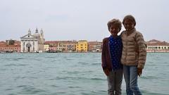 The Kids On Giudecca (Joe Shlabotnik) Tags: canal venice everett april2019 church giudecca venezia italia violet italy 2019 chiesa afsdxvrzoomnikkor18105mmf3556ged faved