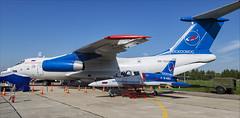 Ilyushin Il-76MDK - 01 (NickJ 1972) Tags: maks zhukovsky airshow 2019 aviation ilyushin il76 candid rf75353