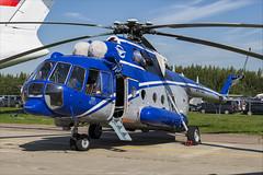 Mil Mi-8AMT - 01 (NickJ 1972) Tags: maks zhukovsky airshow 2019 aviation mil mi8 mi17 hip rf95189