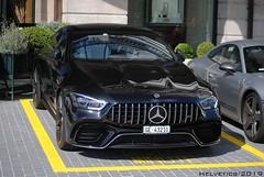 Mercedes-AMG GT 63 S - Switzerland, Geneva (Helvetics_VS) Tags: licenseplate switzerland geneva sportcars mercedes amg amggt